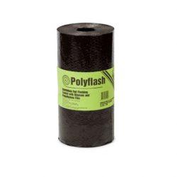 Polyflash Bitumen Coated Aluminium Foil Core 350mm x 20m