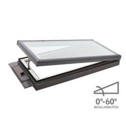VELUX Flat Roof Solar Skylight VCS