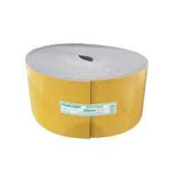 Foamjoint Self Adhesive 200mm x 10mm x 25m Sticky-Back Ableflex VESPOL
