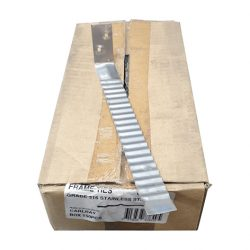 Frame Ties 240mm Stainless Steel Box of 150 Carlray