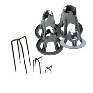 Bar Chairs (Steel / Plastic)
