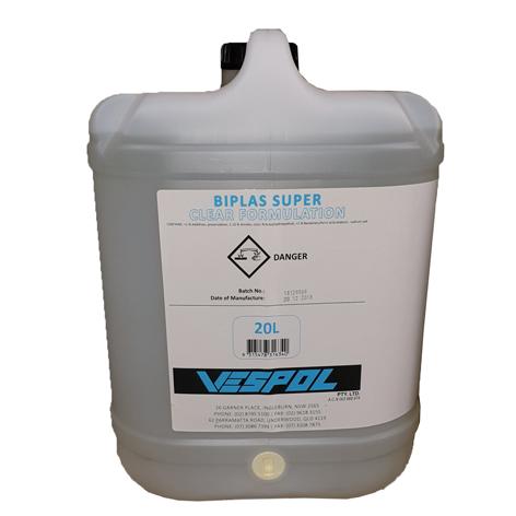 Biplas Super Clear Vespol 20 Litre