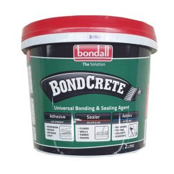 BondCrete 2 Litre Cement Additive Bondall
