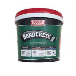 BondCrete 4 Litre Cement Additive Bondall
