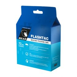 Flashtac Tape 72mm x 3m Weather Proof Tape Bear