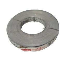 Hoop Iron 25mm x 0.8mm x 50m Punched Strapping Carlray