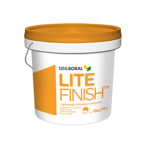 LiteFinish Finishing Compound 18kg