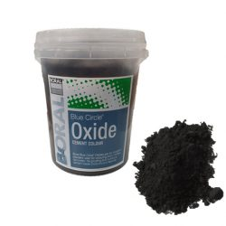 Oxide Black B100 1kg Boral Blue Circle