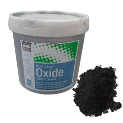 Oxide Black B100 4kg Boral Blue Circle
