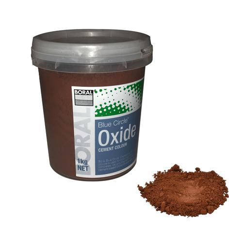 oxide brown 1kg