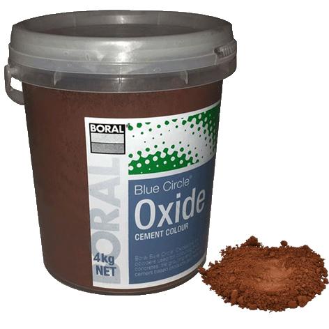 oxide brown 4kg