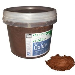 Oxide Medium Brown 660 500g Boral Blue Circle