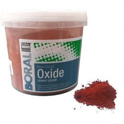 Oxide Red 222 2kg Boral Blue Circle