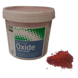 Oxide Red 222 4kg Boral Blue Circle