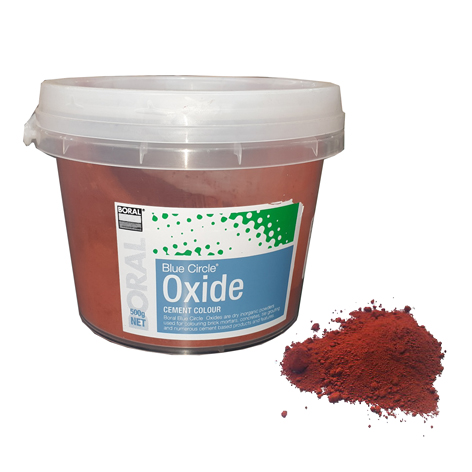 oxide red 222 500g
