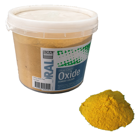 oxide yellow 1kg