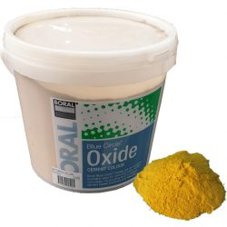 Oxide Yellow 920 2kg Boral Blue Circle