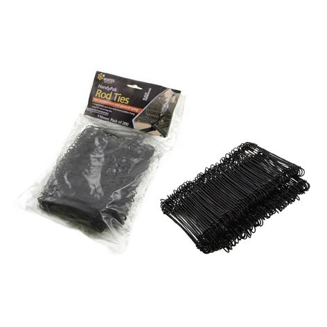 rod ties 125mm pack of 200