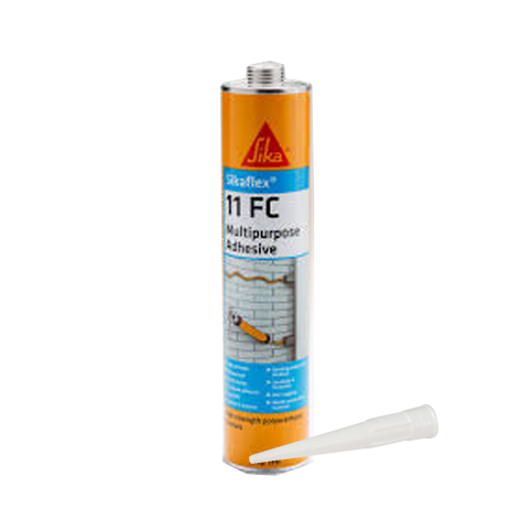 Sikaflex 11FC 310ml Polyurethane Sealant Black