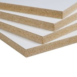 Melamine White Particleboard 1200 x 900 x 16mm