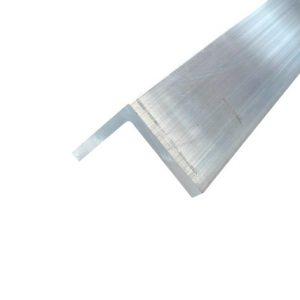Aluminium Angles 40 x 40 x 3mm