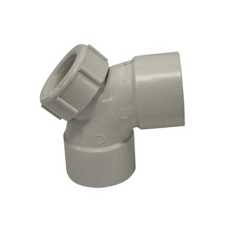 PVC Bend 40mm 88 degrees