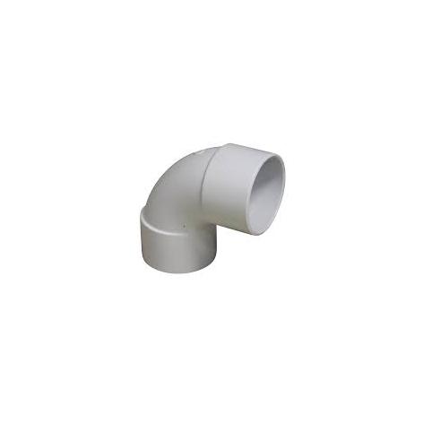 PVC Plain Bend 40mm