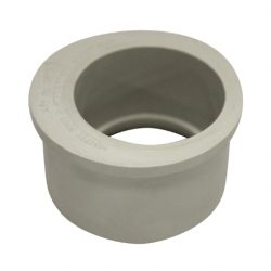 PVC Socket Reducer 40mm x 50mm Male and Female