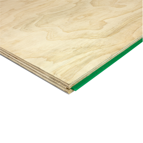 Plywood CD Structural 2400 x 1200 x 25mm Tongue & Groove Flooring