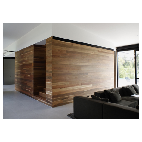 Spotted Gum Lining Board 133 X 14 Shiplap V Joint