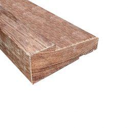 Merbau Threshold 160 x 30 Hardwood Door Tread