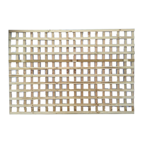 Lattice 2400 x 1200 Square Fine Sawn Timber Premier Lattice