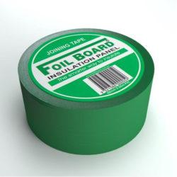 Foilboard Tape Green Joining Tape