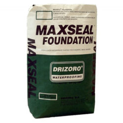 Maxseal Foundation 25kg DRIZORO