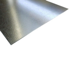 Galvanised 2400 x 1200 x 0.55mm Flat Sheets