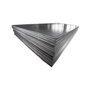 Galvanised Flat Sheet