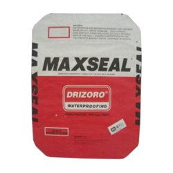 Maxseal Grey 25kg DRIZORO