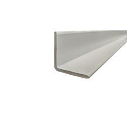 PVC Angle 50 x 50 x 2.5mm Mould 2.4m