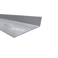 PVC Flashing 150 x 50 x 1.25mm Angle 3.0m