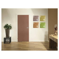 Door Interior Rosewood SPM Door 2040 x 820 x 35 Hollow Core