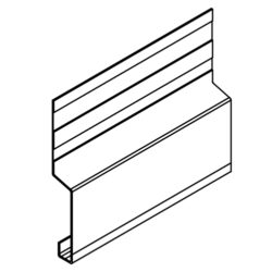 James Hardie 305911 HardieEdge Base Trim 3950mm