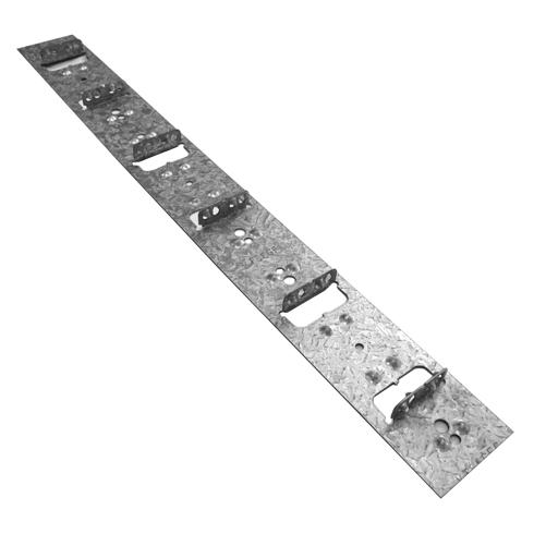 Kleva Klip 88mm Top Fix Galvanised