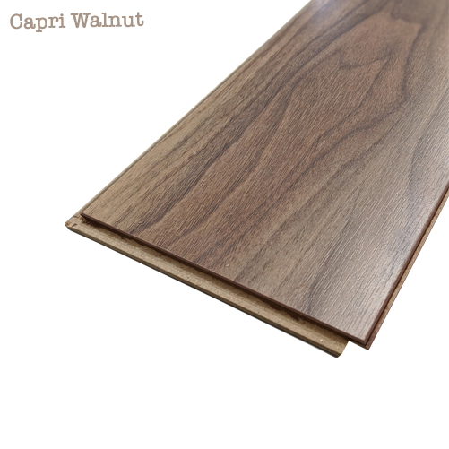 Capri Walnut Formica Laminated Flooring