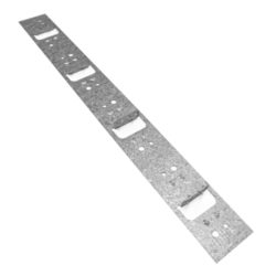 Kleva Klip 137mm Top Fix Galvanised