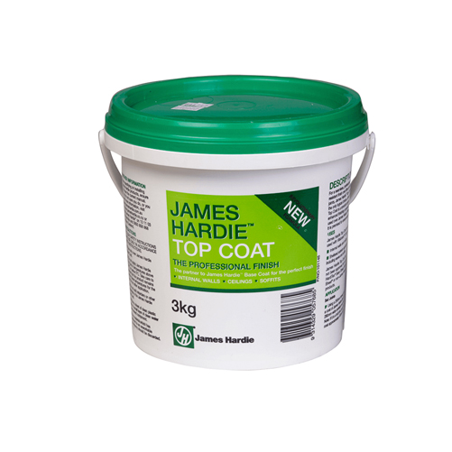 James Hardie 305536 Top Coat 3kg