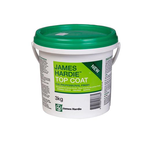 James Hardie 305536 Top Coat 3kg