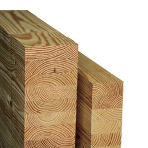 Pine Beams GL17C