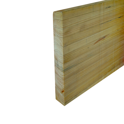 Timber Beams 395 x 85 H2 GL17C Pine Beams