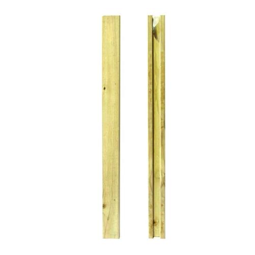 Lattice Surround 70 x 35 Treated Pine Lattice Surround Rebate 28mm x 15mm