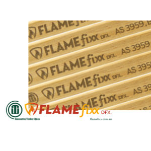 FLAMEfixx Decking/Screening